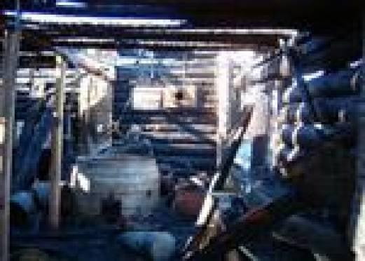 Пожар в Саранске: один погиб, двое пострадали