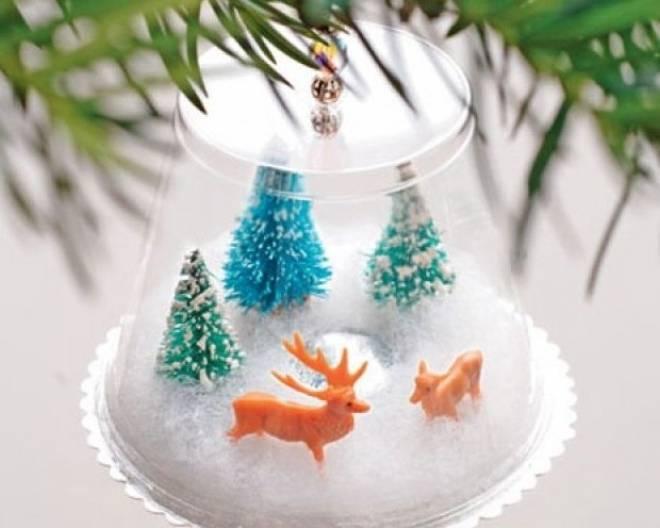 Дети Саранска создали «Новогоднюю фантазию»