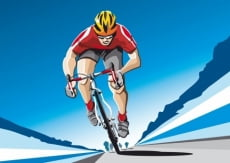 В Саранске велогонщики потеснят автовладельцев