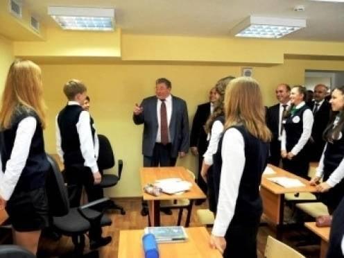 В Саранске открылся интернат для одаренных детей