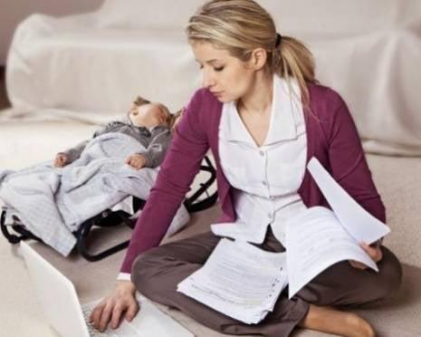 В Мордовии молодых мам обеспечат работой