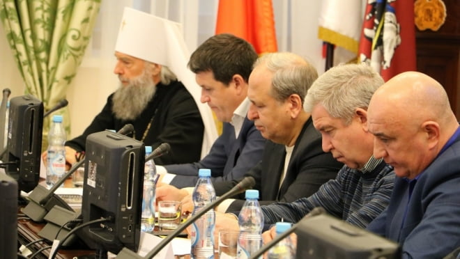 Мордовское землячество возводит храм в Москве