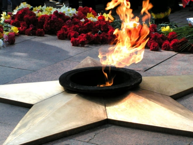 В Мордовии стало на два Вечных огня больше