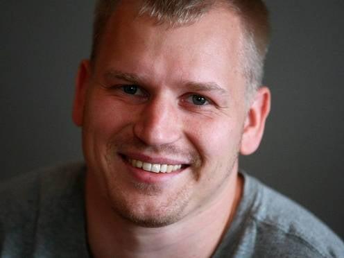 Сергей Литвинов отправил снаряд дальше всех на всероссийском турнире