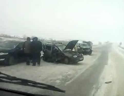 Смертельное ДТП в Рузаевском районе спровоцировал водитель «Приоры»
