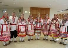 На фестивале в Махачкале споют мордовские частушки