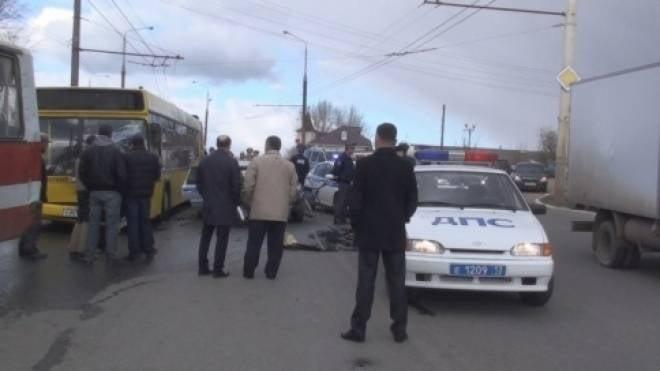 Жителей Мордовии просят помочь в расследовании ДТП с участием сотрудника ДПС