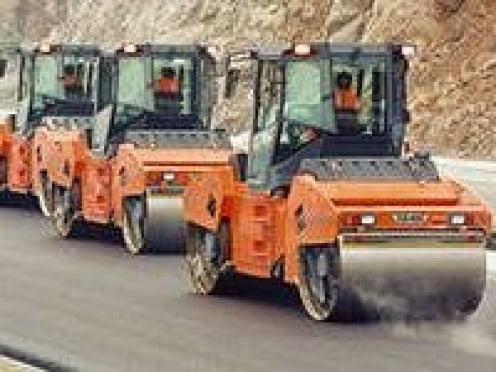 Строительство автодорог в Мордовии под контролем