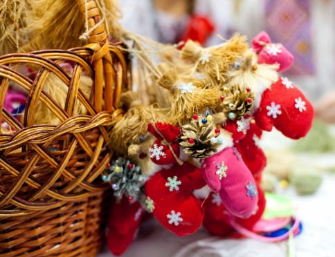 На праздничной ярмарке жители Саранска купили 2,5 млн яиц