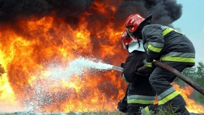 Жилой дом загорелся в Ромодановском районе