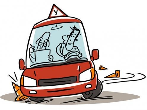 Выпускники автошкол будут сдавать экзамены по новым правилам