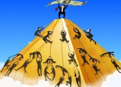 Создателей финансовых пирамид отправят за решетку