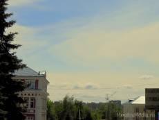 На Мордовию надвигается сильный ветер и гроза