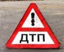 В Саранске у памятника Пугачеву лоб в лоб столкнулись два автомобиля