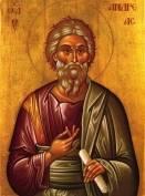 В Мордовию прибудет икона св. Андрея Первозванного, написанная в греческом городе Патры