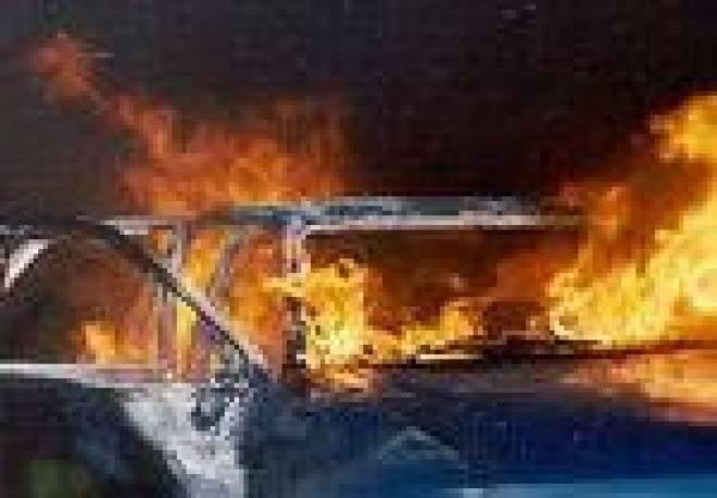Сторож сгорел на строительной площадке Саранска
