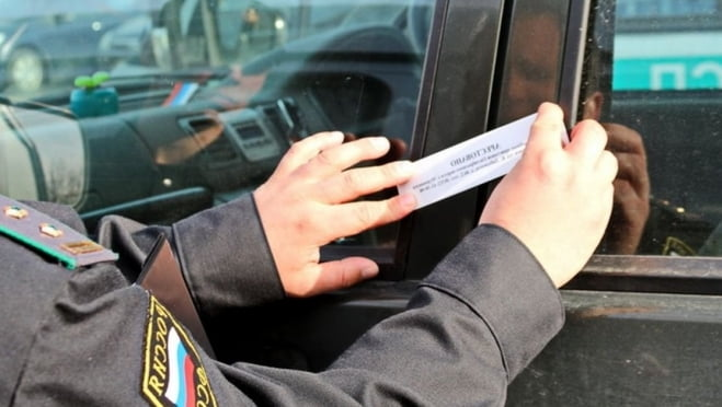 В Мордовии приставы грозятся продать по одной трети двух автомобилей взяточника