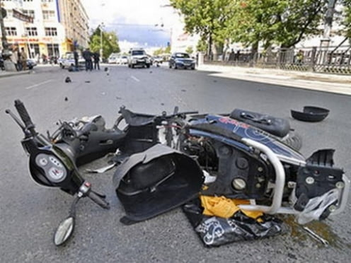 В Мордовии начался бум ДТП с участием мотоциклов и скутеров