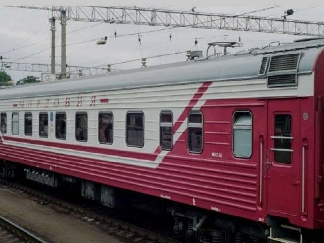 Фирменный поезд «Мордовия» получил «Паспорт доверия»