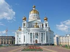 В День города в Саранске станцуют экскаваторы и споет Виктор Салтыков