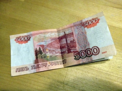 Саранской пенсионерке выдали в банке фальшивку