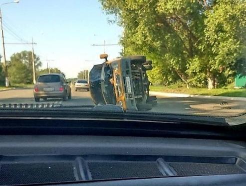 В ДТП в Николаевке пострадал пассажир «Газели»