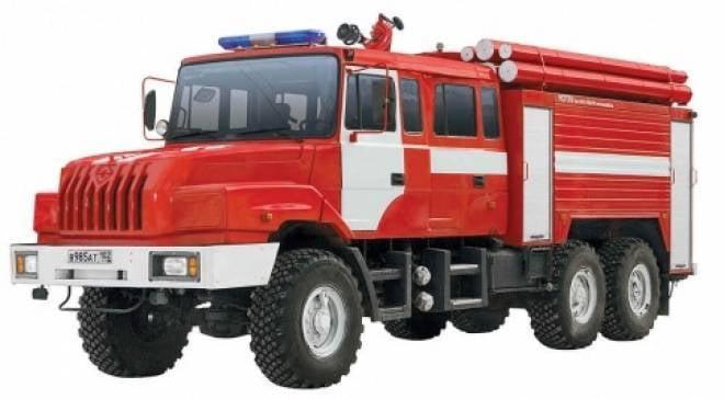 Пожарная часть на Коммунистической сменит статус и адрес