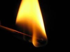 В Саранске на пенсионерке от лампады загорелась одежда