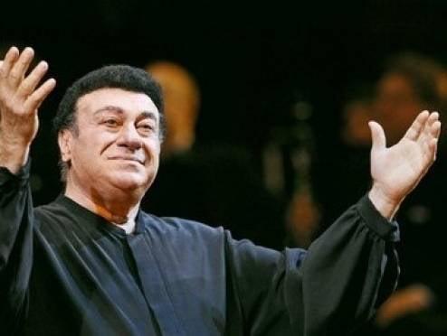 Зураб Соткилава отменил концерт в Саранске