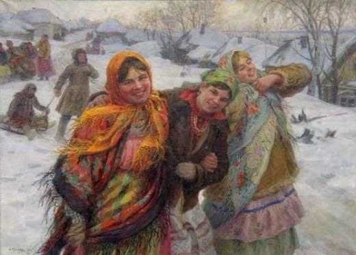 В Чувашии открылась выставка основоположника мордовской живописи