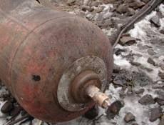 В Мордовии дядя и племянник опалили себя вместе с зарезанной свиньёй
