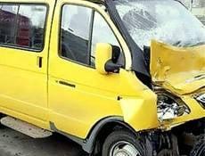 В Саранске в ДТП пострадали два пассажира ГАЗели