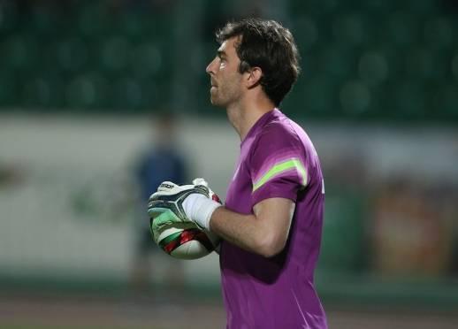 Вратарь Ревишвили покидает «Мордовию»