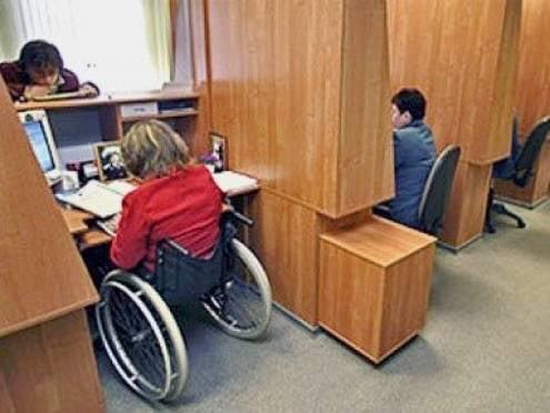 Свыше 1,5 млн. рублей потрачено в Саранске на апгрейд рабочих мест для инвалидов