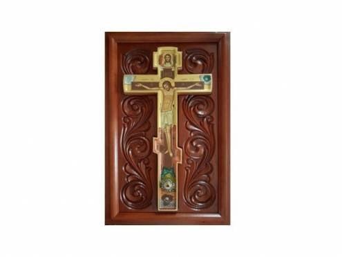 В Саранск впервые прибудет распятие с частицей древа честного и животворящего Креста Господня