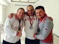 Мордовские пауэрлифтеры завоевали два «серебра» в Исландии
