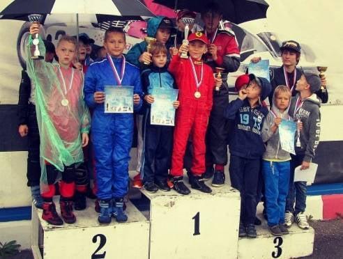 Картингист из Саранска — победитель V этапа «Кубка Нечерноземья-2015»