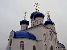 В Саранске открылся православный храм, который строился 10 лет