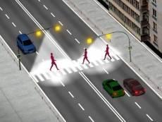 В Саранске пешеходов и водителей проверят на переходах