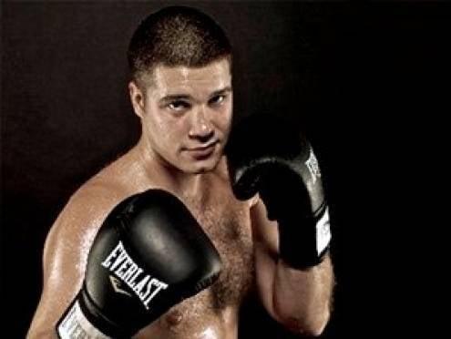 Боксер Владимир Терешкин победил в майке с надписью «Мордовия»