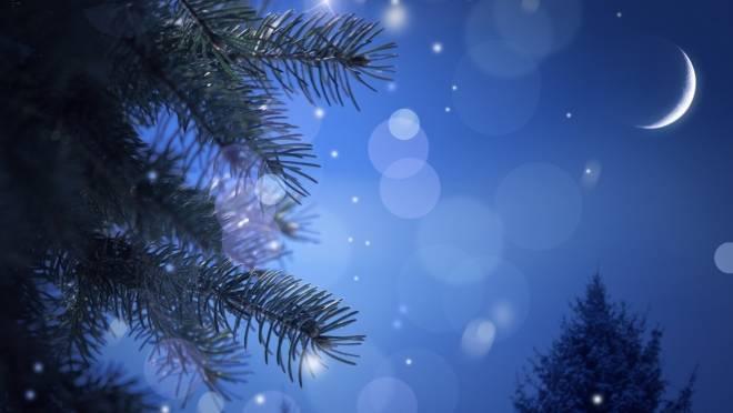 Жителей Мордовии ждёт тёплая и малоснежная новогодняя ночь