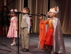 Дети Мордовии выступили за пожарную безопасность
