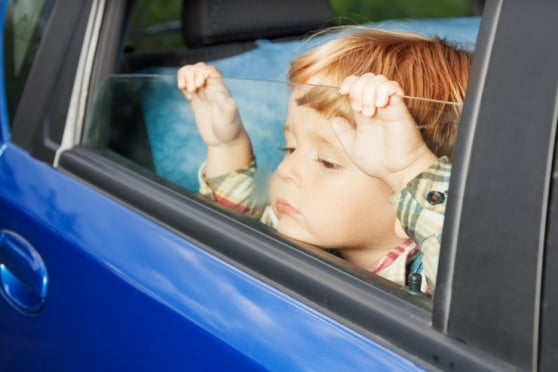 Десятки патрулей ДПС вышли на проверку сознательности родителей-водителей