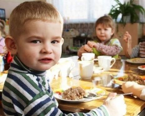 В детских садах Саранска дети сидят на «голодном пайке»