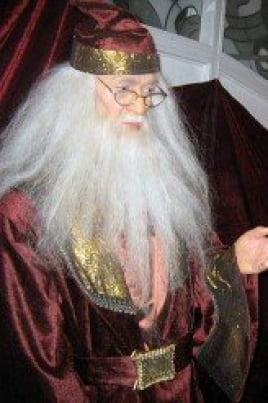Волшебство и магия постер
