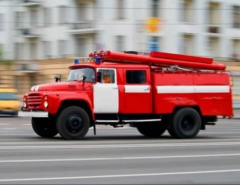 В Саранске водитель «шестёрки» влетел в пожарную машину
