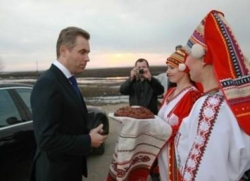 Павел Астахов прибыл в Мордовию