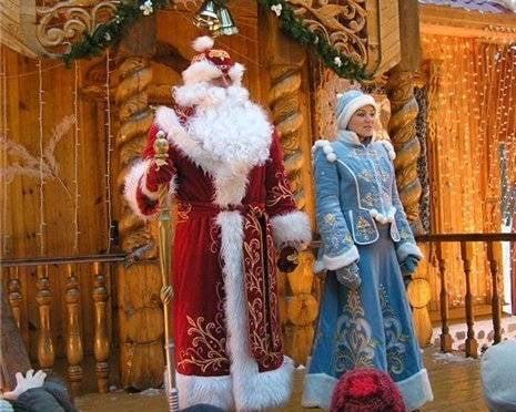 В Саранске открывается резиденция Деда Мороза