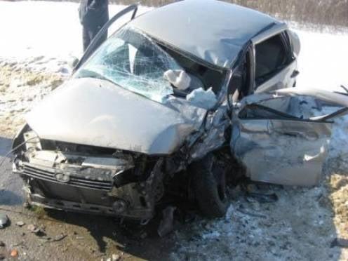 Аварийность на дорогах Мордовии достигла критического уровня