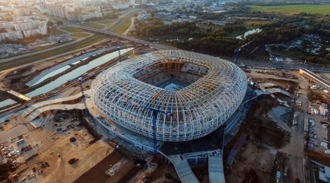 В Саранск с проверкой приедут представители ФИФА